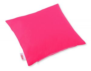 Pillow case -  dark pink