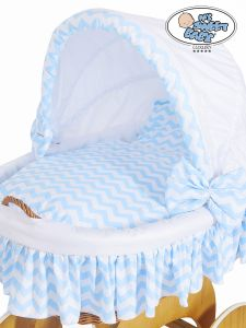 Cover set 4 pcs for Wicker crib Hannah no. 50102-900* or 70102-900*