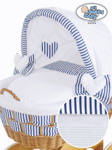 Cover set 4 pcs for Wicker crib  Marina no. 50102-907* or 70102-907*