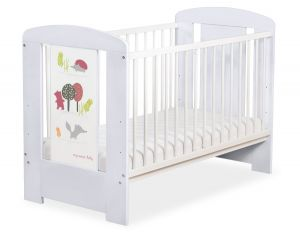 Baby cot 120x60cm Secret forest no. 5019-06-663