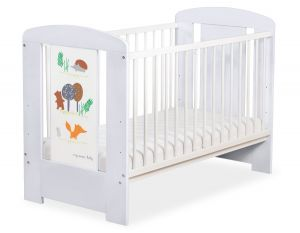 Baby cot 120x60cm Secret forest no. 5019-06-664