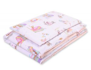 Bedding set 2pcs 100x135 Mini - fairy-tale princesses
