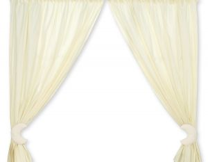 Curtains for baby room- Good night cream