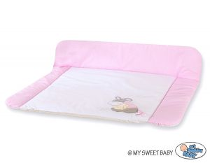 Soft changing mat- Doneky Luca pink