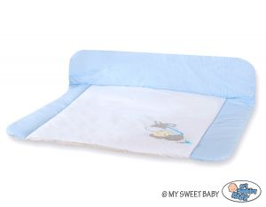 Soft changing mat- Doneky Luca blue