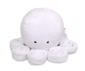 Cuddly octopus - white