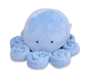 Cuddly octopus - blue