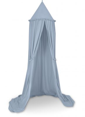 Hanging canopy - pastel blue
