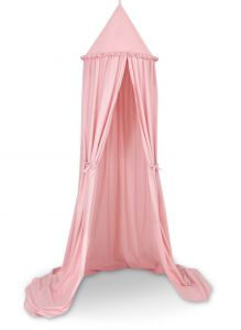 Hanging canopy - pastel pink
