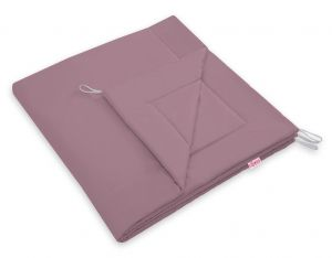 Double-sided teepee playmat- pastel violet