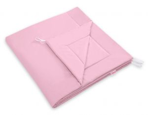 Double-sided teepee playmat- pink