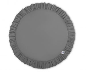 Floor play mat - anthracite