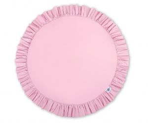 Floor play mat - pink