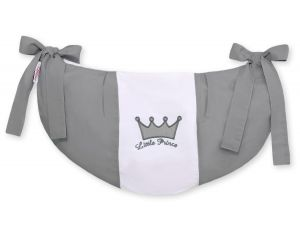 Toys bag- Little Prince/Princess green anthracite