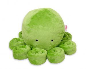 Cuddly octopus - green