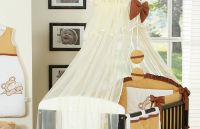 Bedding set 11-pcs with Mosquito-net (S)