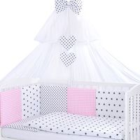 Bedding set 11-pcs with mosquito-net