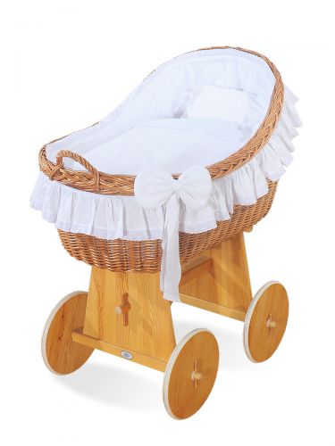 Cover set 5 pcs for Moses Basket/Wicker crib no. 2200/72200-820