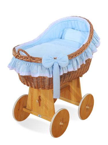 Cover set 5 pcs for Moses Basket/Wicker crib no. 2200/72200-821